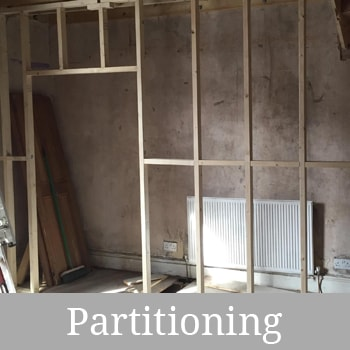 J.I Joinery - partitioning